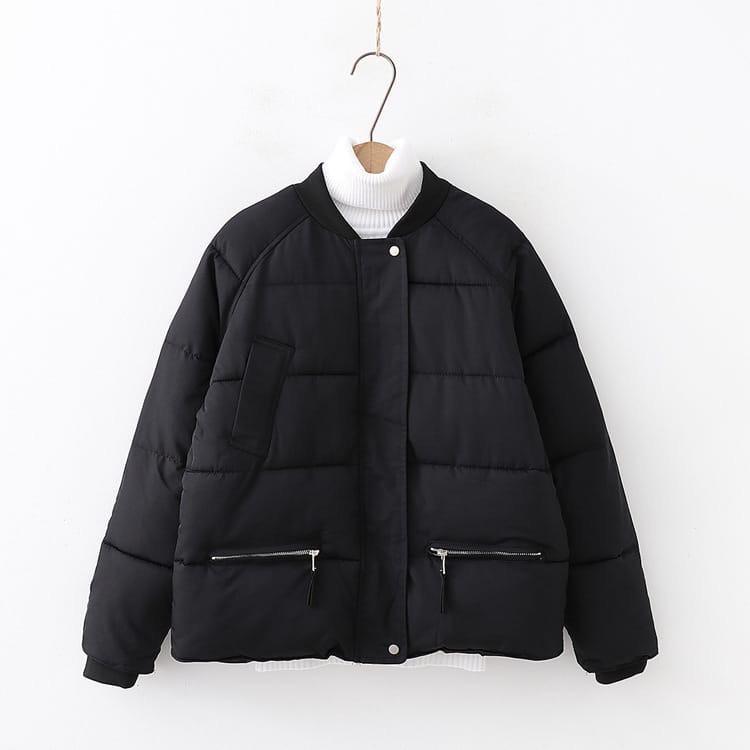 Женская демисезонная короткая куртка с рукавом регланом (р. 42-44) vN10626