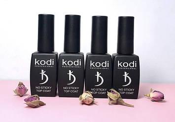 Kodi No Sticky Top Coat (верхнє покриття для гель лаку без дисперсійного шару) 12 мл