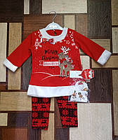 Новогодний костюм для маленьких
