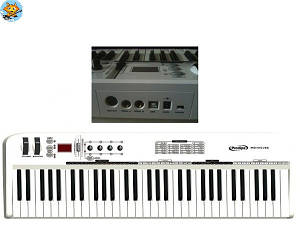 Midi-клавиатура Prodipe Midi Keyboard 61 USB