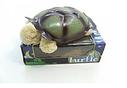Дитячий нічник-проектор черепаха, проектор зоряного неба, фото 2
