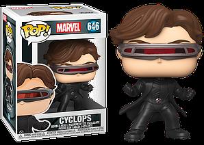 Фігурка Funko Pop Фанко Поп Люди-Ікс Циклоп X-Men Cyclops 10 см XM C 646