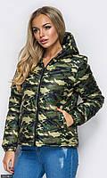 Куртка 333746-2 милитари Осень-Зима Украина 44