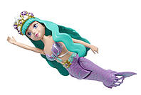 Кукла русалка ныряет, плавает, танцует в воде Нарисса Nixies Mermaid Narissa Оригинал из США