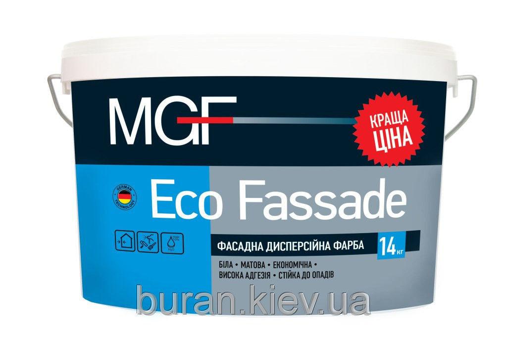 Краски фасадные MGF ECO