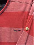 Мужской турецкий свитер свитшот пайта большого размера, фото 2