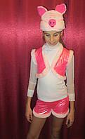 Детский карнавальный костюм Поросенок на прокат