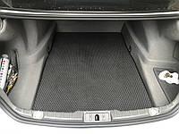 BMW 7 серия F01 Коврик багажника (EVA, полиуретановый, черный)