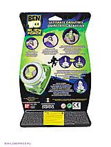 Часы Бен 10 проекционные  со звуком и светом  -  Ben10 Omnitrix Projector бен тен, фото 2