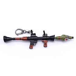Брелок Базука Ракетница(Bazooka) модель РПГ из Fortnite