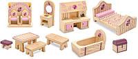 Набор мебели для замка принцессы Melissa & Doug (MD13570)