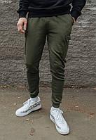 Спортивные штаны Staff khaki cargo, фото 1