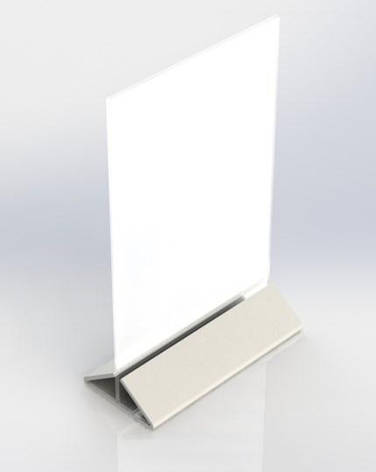 Менюхолдер А5 вертикальный, фото 2