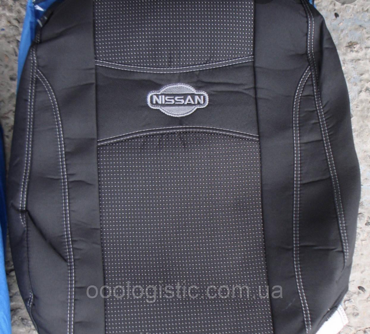 Авточохли Nissan X-Trail T30 2000-07 Nika НІССАН Х Траил