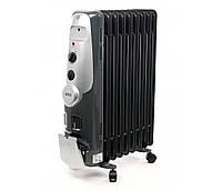 Масляный радиатор AEG RA 5521 | Обігрівач AEG 2000 Вт 9 ребр 20 кв.м