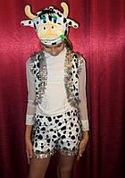 Детский карнавальный костюм Корова на прокат