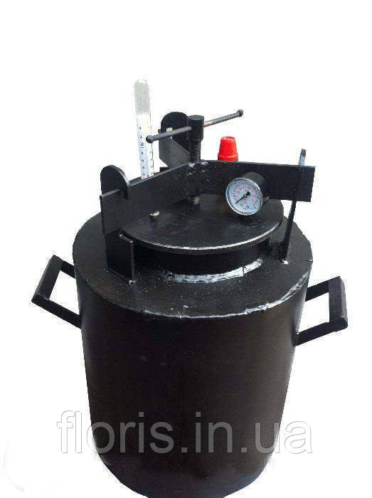 Автоклав бытовой для домашнего консервирования на 14 литровых/20 поллитровых