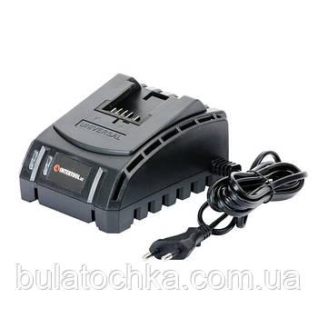 Зарядное утройство для дрели-шуруповерта Li-Ion 18В WT-0328/WT-0331, 1 час. зарядка. INTERTOOL WT-0330