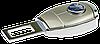 Заглушка - переходник ремня безопасности  с логотипом PEUGEOT (ELIT 4S1), фото 3