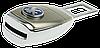 Заглушка - переходник ремня безопасности  с логотипом PEUGEOT (ELIT 4S1), фото 4