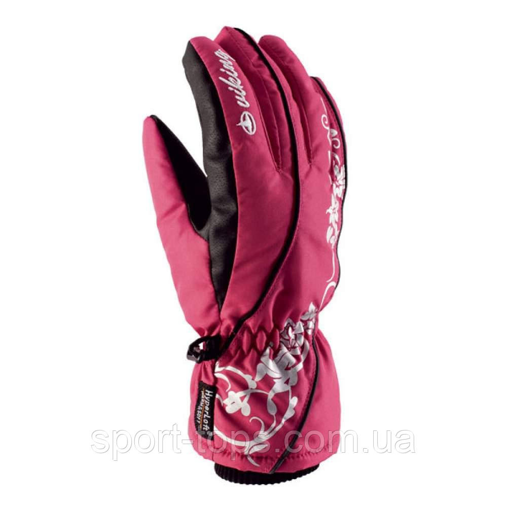 Рукавицы Viking Neomi перчатки женские лыжные розовые