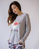 Комплект женский с брюками  для сна и дома  Nicoletta 96424, фото 4
