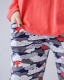 Комплект женский с брюками  для сна и дома  Nicoletta 96424, фото 7