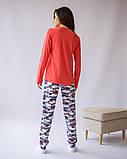 Комплект женский с брюками  для сна и дома  Nicoletta 96424, фото 8