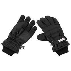 Перчатки Thinsulate чёрные
