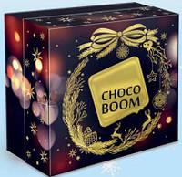 """Набір цукерок новорічний """"CHOCOBOOM"""" 500г (1/6)"""