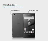 Защитная пленка Nillkin для Sony Xperia Z5 Premium глянцевая