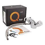 Смеситель для умывальника Q-tap Mix CRM 161, фото 5