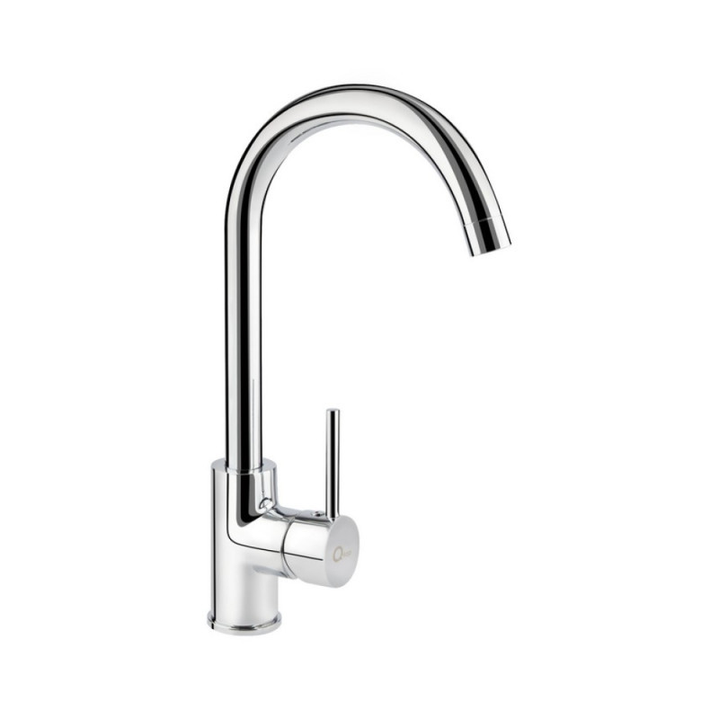 Смеситель для кухни Q-tap Spring CRM 007F