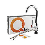 Смеситель для кухни Q-tap Spring CRM 007F, фото 5