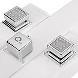 Душевая панель Q-tap 1102 WHI, фото 3