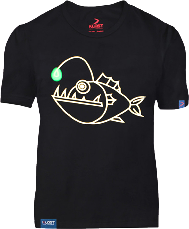 Футболка KLOST Angler Fish 70.01 S Black