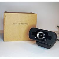 Веб-камера с микрофоном W88C Full HD 1080 WebCam