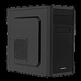 Корпус GV-CS M04 USB2.0x2, USB3.0x1 + Блок питания ATX 400W 12см c кабелем на 2.0  и 3.0, фото 3