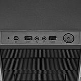 Корпус GV-CS M04 USB2.0x2, USB3.0x1 + Блок питания ATX 400W 12см c кабелем на 2.0  и 3.0, фото 4