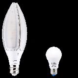 Светодиодная лампа Ilumia Seed 50Вт, цоколь Е40, 4000К (нейтральный белый), 5000Лм (001), фото 2