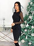 Платье женское вечернее нарядное, фото 4