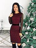 Платье женское вечернее нарядное, фото 8