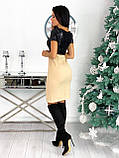 Платье женское в пайетку вечернее нарядное, фото 7
