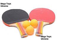 Набор для настольного тенниса, в сумочке