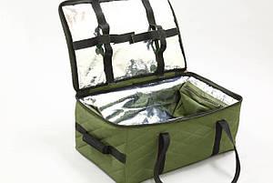 Fisher Термосумка сумка холодильник 42л для хранения  продуктов питания, фото 2