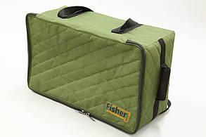 Fisher Термосумка сумка холодильник 42л для хранения  продуктов питания, фото 3