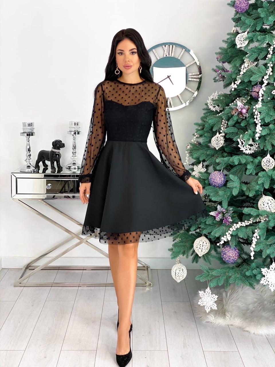 Платье женское вечернее нарядное