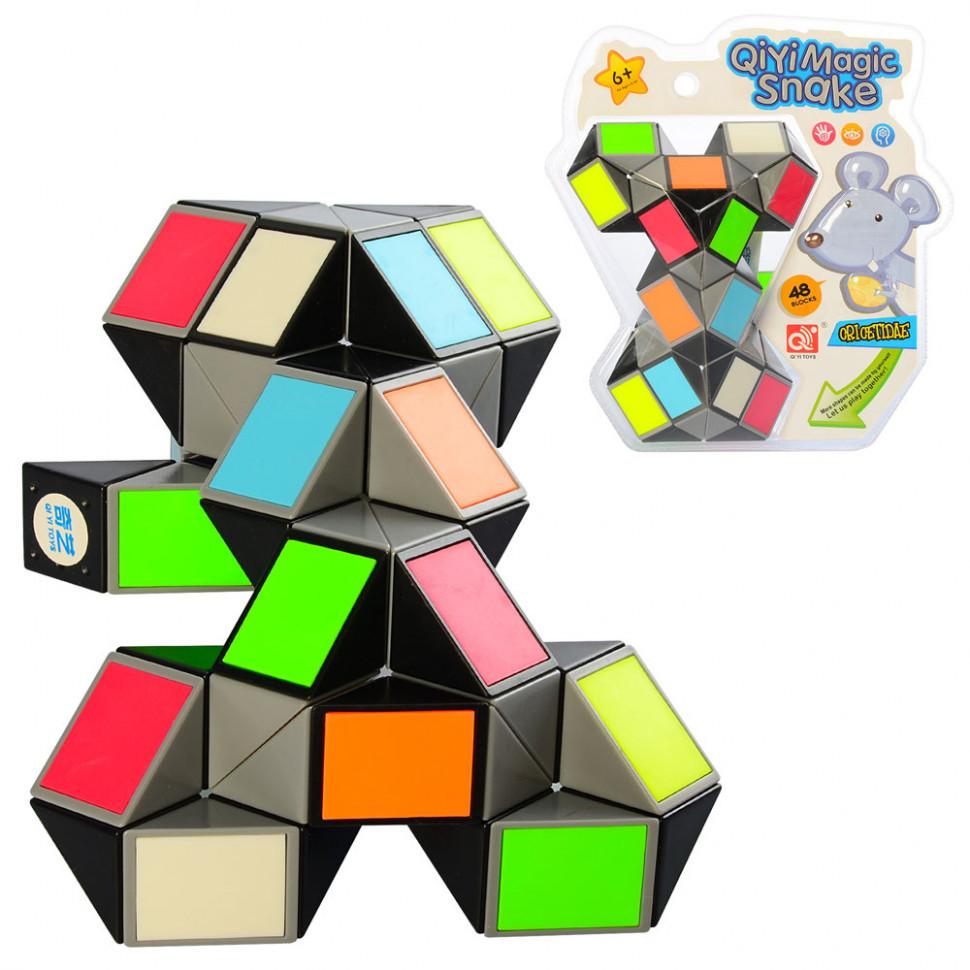 """Кубик-рубик """"Змейка"""" EQY554"""