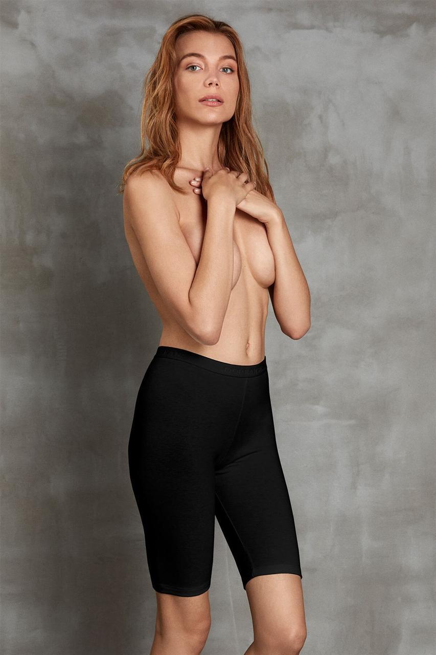 Термошорты чорні панталони жіночі Doreanse 9910