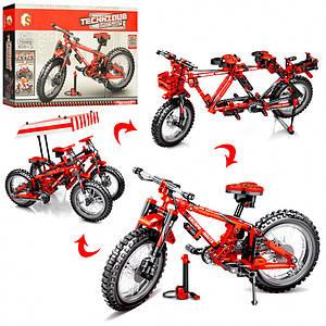 Конструктор велосипед 703302